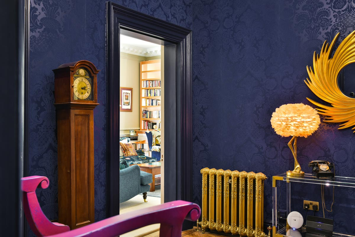 Historic Apartment Renovation Reigate Interior Design