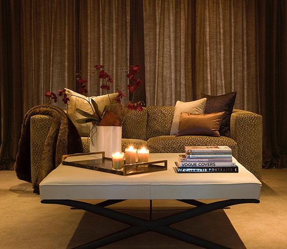 Living room Woldingham