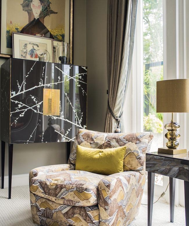 Living Room Interior Design Reigate thumbnail
