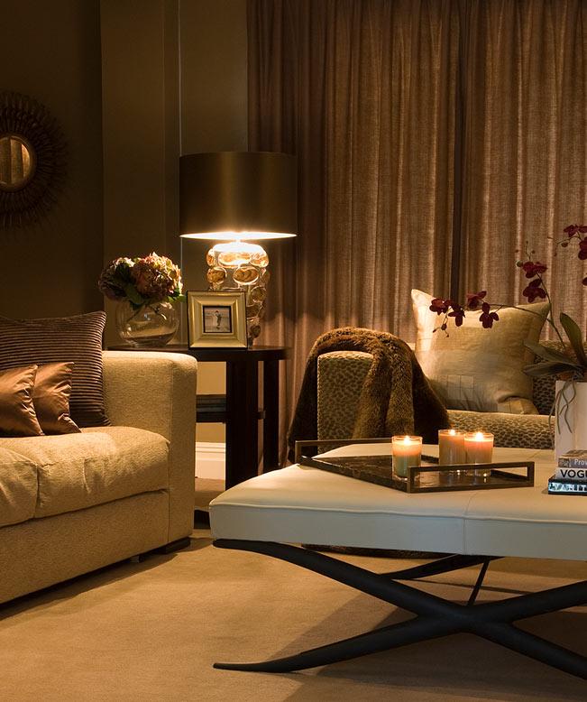 Living Room Interior Design Woldingham thumbnail