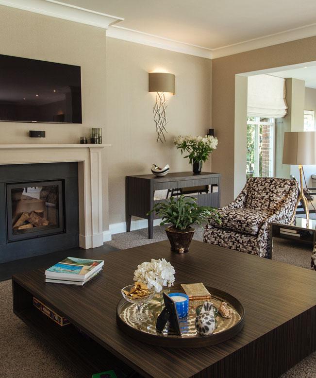 Living Room & Orangery Interior Design Kingswood thumbnail